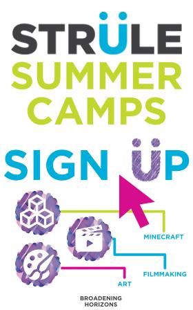Strule Summer Camps