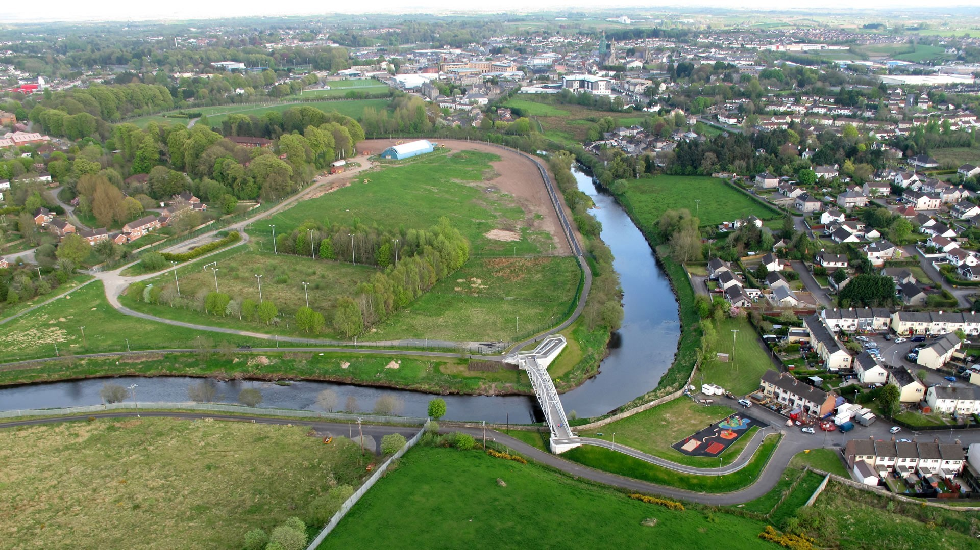 Aerial Photography - Strule