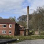 Chimney and Outbuilding on Former Barracks
