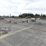Construction Site - Forecourt