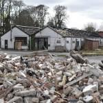 Construction Site - Rubble and Buildings