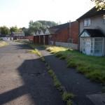 Former Street in Barracks