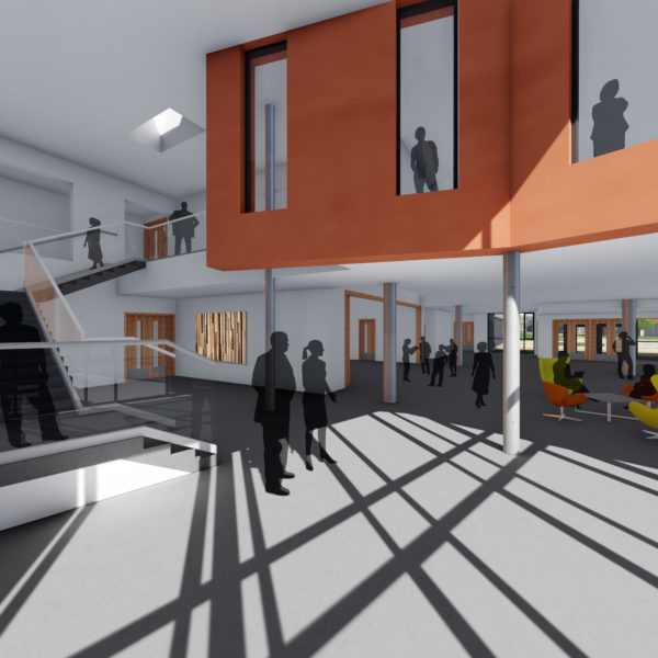 Loreto Grammar School Interior