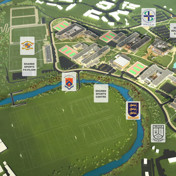 Strule Campus Masterplan