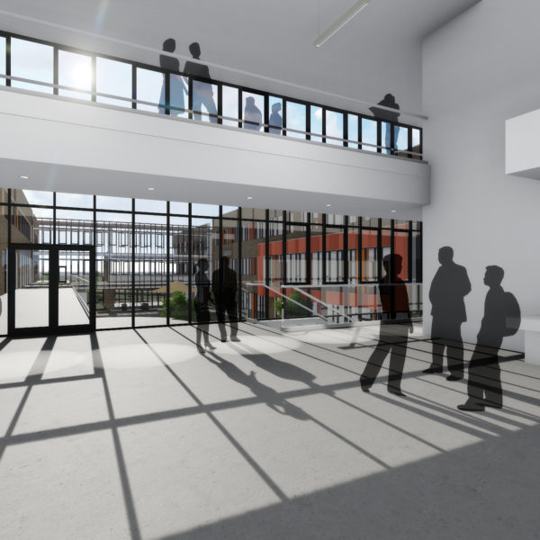 Omagh Academy Grammar School Interior