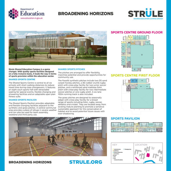 Shared Sports Facilities