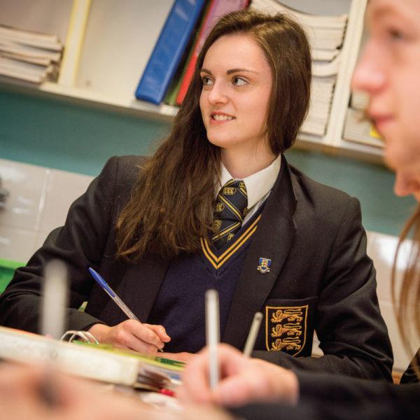 Omagh Academy Grammar School Student 01